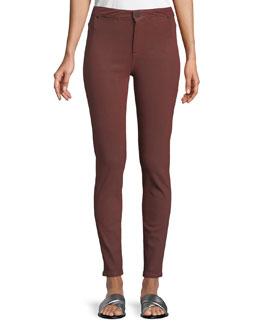 Jennie Mid-Rise Super Skinny-Leg Jeans