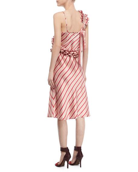 I Need You By My Side Silk Slip Dress