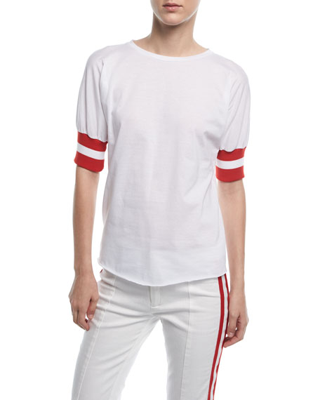 Sunkissed Cotton T-Shirt