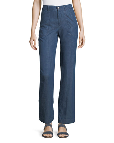 Seaside High-Rise Jeans