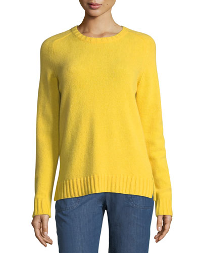 Vivian Knit Crewneck Sweater