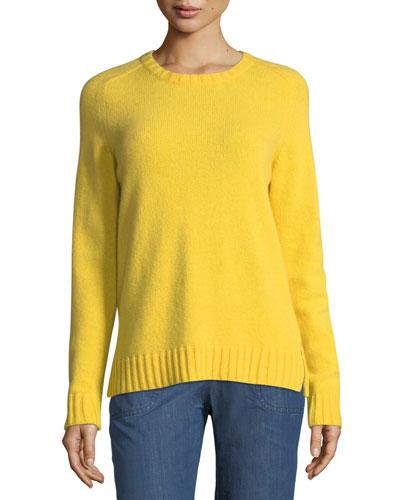 Vivian Knit Crewneck Sweater