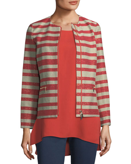 Kerrington Magna Striped Jacket