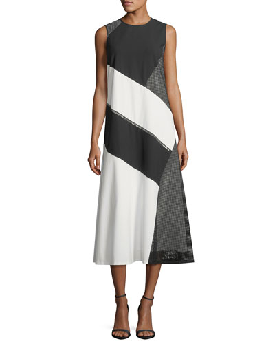 Nuri Millennium Crepe Dress