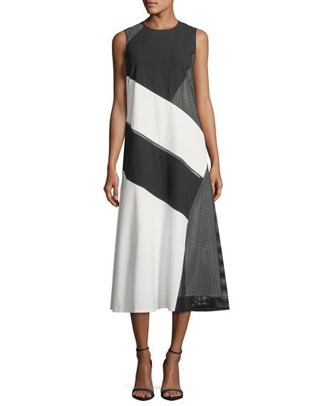 Nuri Millennium Crepe Dress