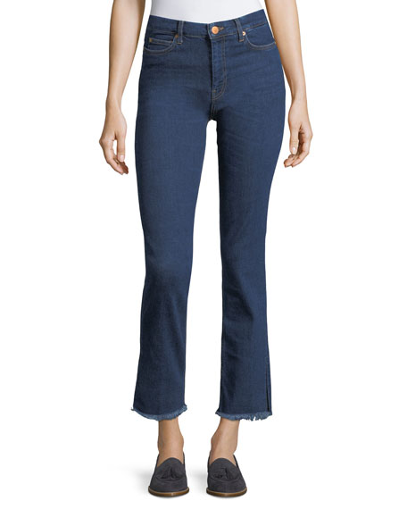 Daily High-Rise Straight-Leg Jeans