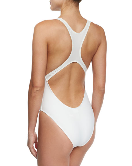 Beach Please One-Piece Swimsuit