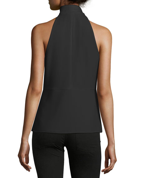 Fallon Sleeveless Halter Top