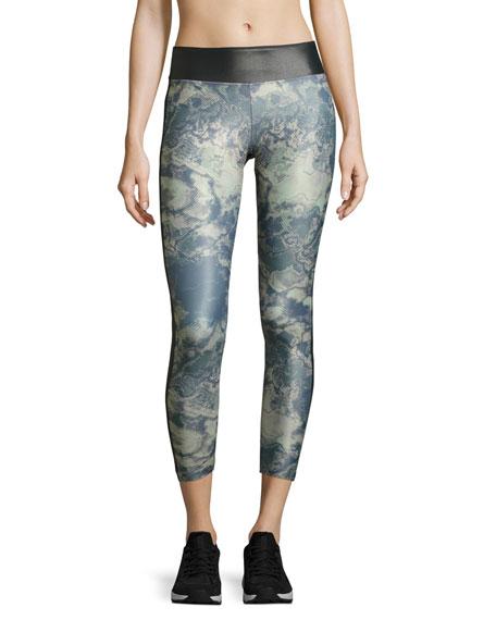 Koral Activewear Emulate Mid-Rise Performance Leggings