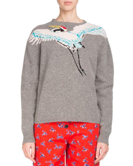 La Collection Memento N°1 Knit Crewneck Sweater