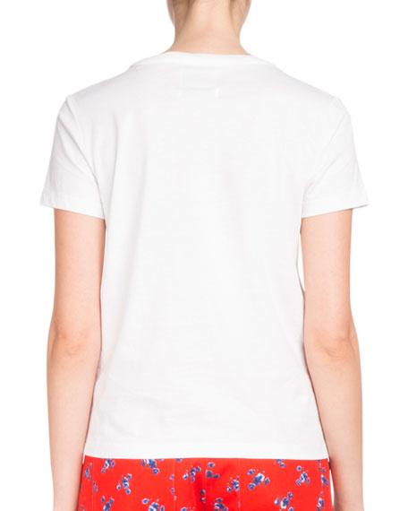 La Collection Memento N°1 Crewneck Logo T-Shirt
