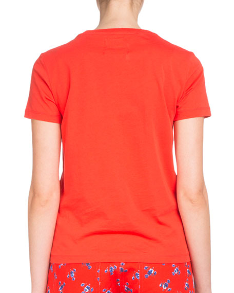 La Collection Memento N°1 Short-Sleeve Logo T-Shirt