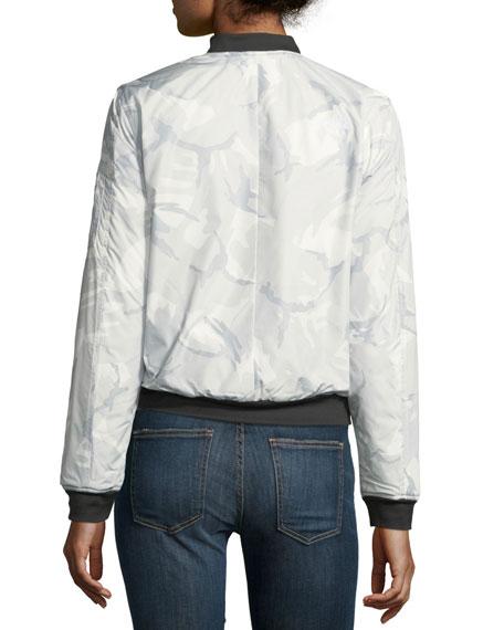 Barstol Insulated Bomber Jacket