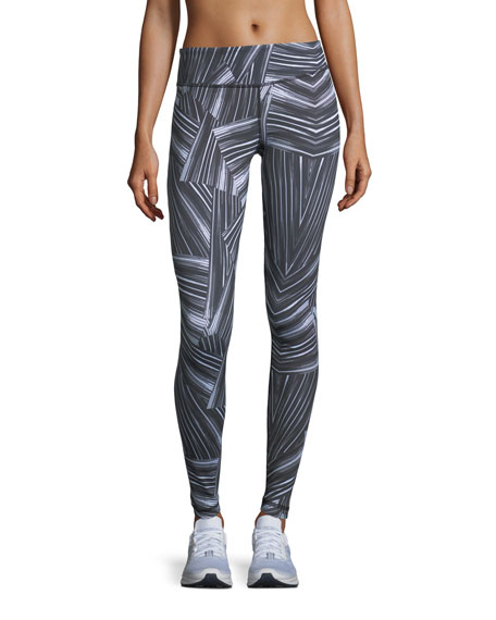Printed Core Performance Leggings