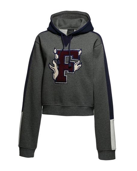 Varsity Letter Sweatshirt