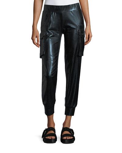 Sheen Cargo Jogger Pants