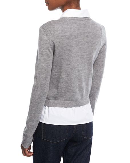 Nikia All You Need Love Pullover
