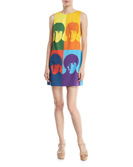 Clyde Aline Shift Dress