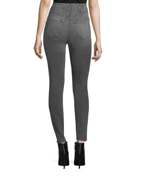 Natasha High-Waist Super-Skinny Jeans