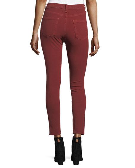 Kate Five-Pocket Capri Pants