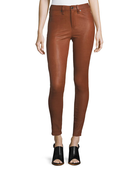 Kate Skinny Leather Pants