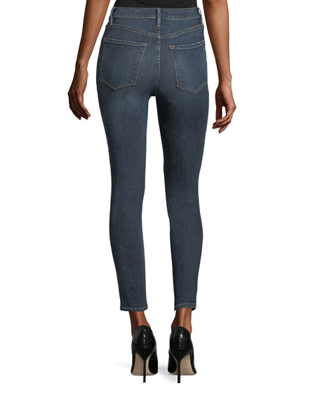 Ali High-Rise Skinny Cigarette Ankle Jeans