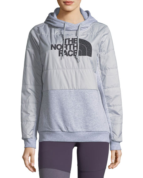 Insulated Reflective Pullover Hoodie