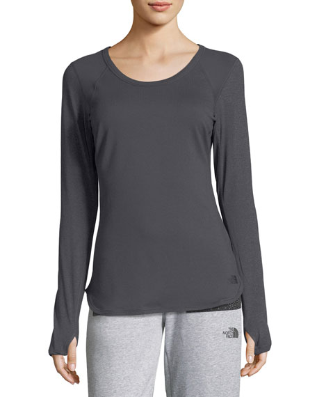 Motivation Long-Sleeve Performance Top