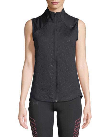ColdGear® Reactor Zip-Front Fleece Vest