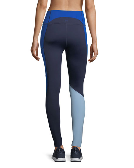 Mirror BreatheLux Asymmetric High-Rise Performance Leggings