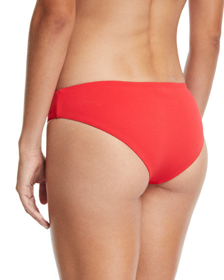 Africa Hipster Pique Solid Bottoms