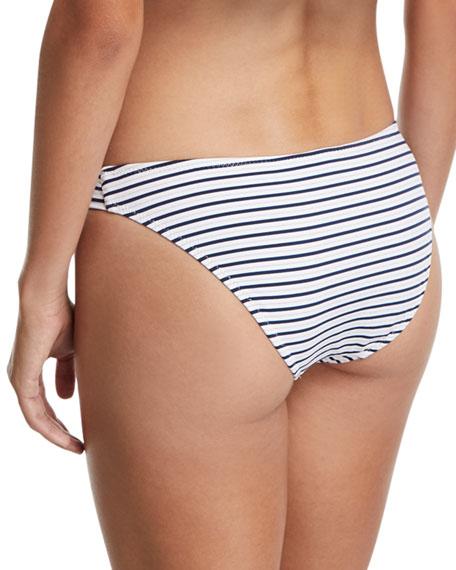 Venezuela Striped Swim Bikini Bottoms