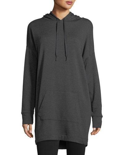 Hood Times Oversized Sweatshirt Dress