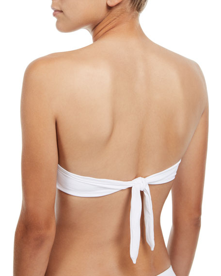 Martinique Strapless Swim Top