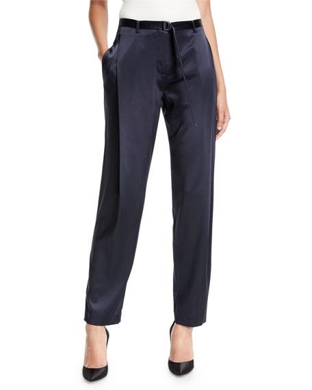REVERIE SATIN CLOTH PANTS