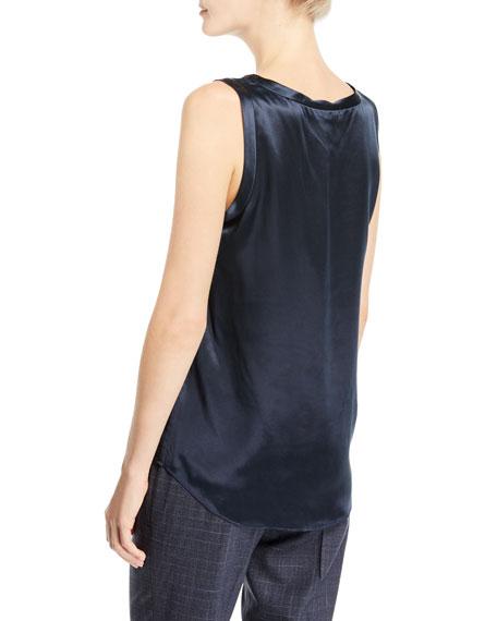 Reversible Perla Silk Blouse