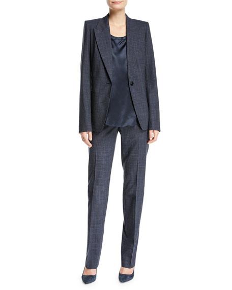 Barrow Wool-Stretch Pants