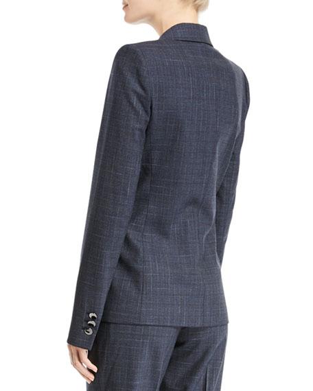 Briley Wool-Stretch Blazer