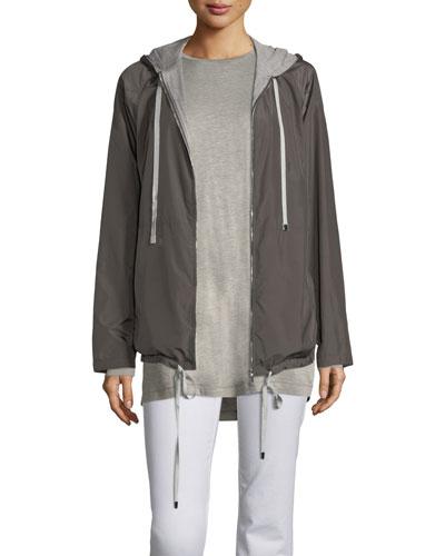 Luke Hooded Jacket with Jersey Combo