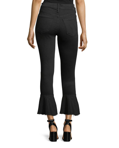 Cha Cha Cropped Bell Flare Jeans