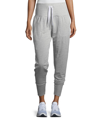 Soothe Zip-Pocket Jogger Pants