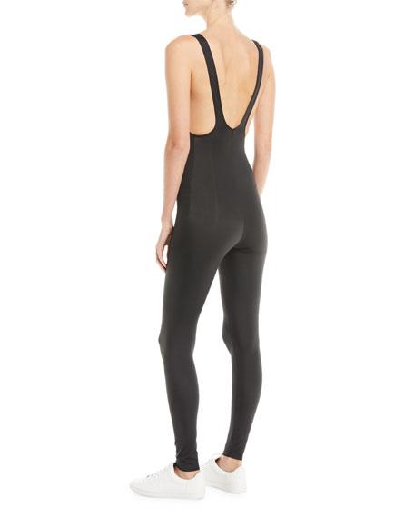 Marissa Scoop-Neck Bodysuit