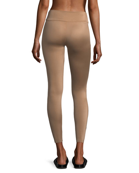 Low-Rise Ankle Leggings