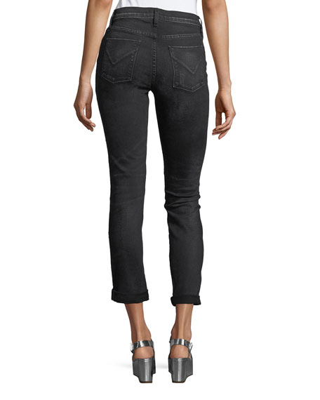 Riley Cropped Relaxed Straight Leg