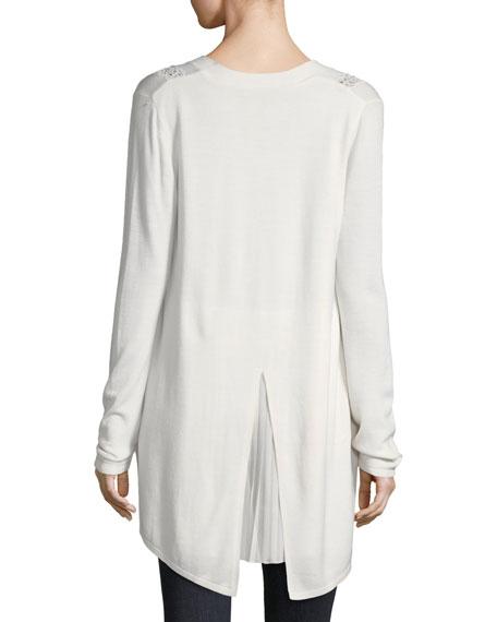 Amber Wool Sweater