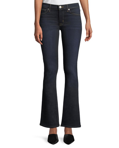 Love Mid-Rise Boot-Cut Jeans