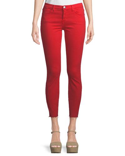 The Stiletto Skinny-Leg Jeans