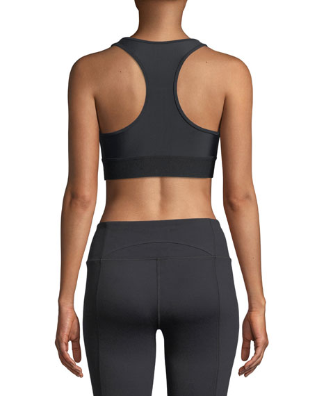 The Countdown Racerback Performance Sports Bra