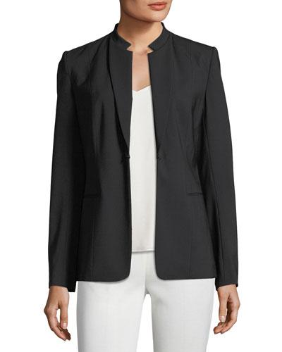 Lucinda Wool-Blend Jacket
