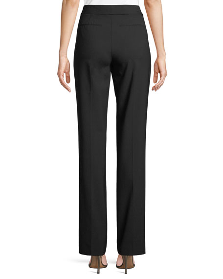 Leena Wool-Blend Pants